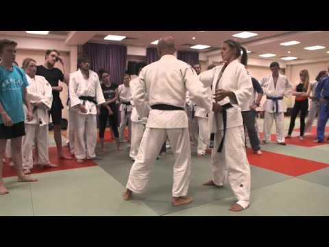Judo Basics 2 Entry Technique Seoi Nage
