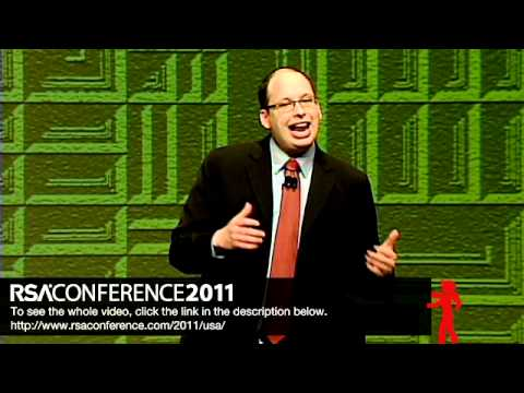 RSA® Conference 2011 -- The Hugh Thompson Show - YouTube