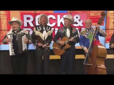 Riders in the Sky - Roy Rogers: King of the Cowboys - FOX 17 Rock & Review
