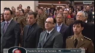 Insígnia Tiradentes 2017