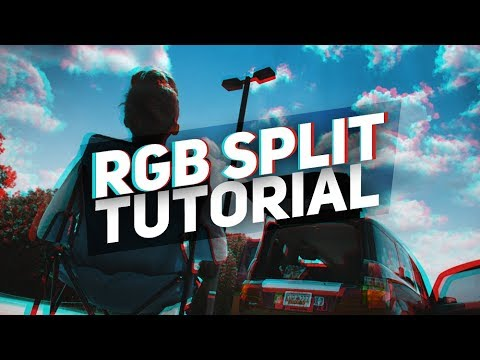 How to Make an RGB Split in HitFilm