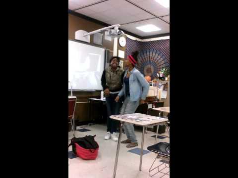 Crack heads in class