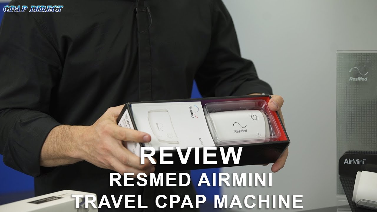 Cpap Machine Reviews >> Resmed Airmini Cpap Machine Review