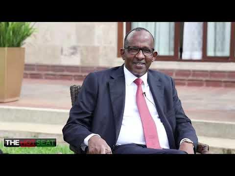 President Uhuru Kenyatta Has Betrayed DP Ruto - Hon Aden Duale (THE HOT SEAT)