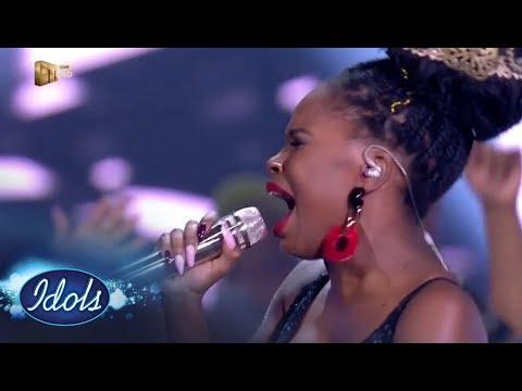 Season 14 Finale: Yanga – 'Scars (All Over Me) – Idols SA | Mzansi Magic