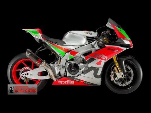 Aprilia RSV4 RF 316 km/h เปิดพร้อม Moto Guzzi 9 รุ่น กระหน่ำ Motor Expro : motorcycle news tv