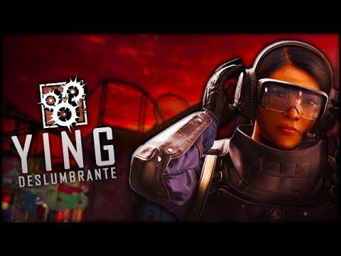 RAINBOW SIX SIEGE - GUÍA DE YING: Ash 2.0 con problemas | Trucos Consejos (DLC Blood Orchid)