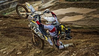 Hill Climbing Heroes Ride the Erzbergrodeo Rocket Ride 2017