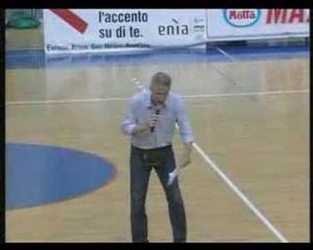 Ingresso atleti Maxitàl Volley Event -1° parte