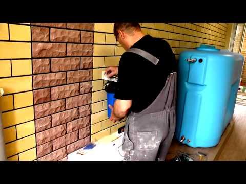 Водоснабжение частного дома с накопительной ёмкостью