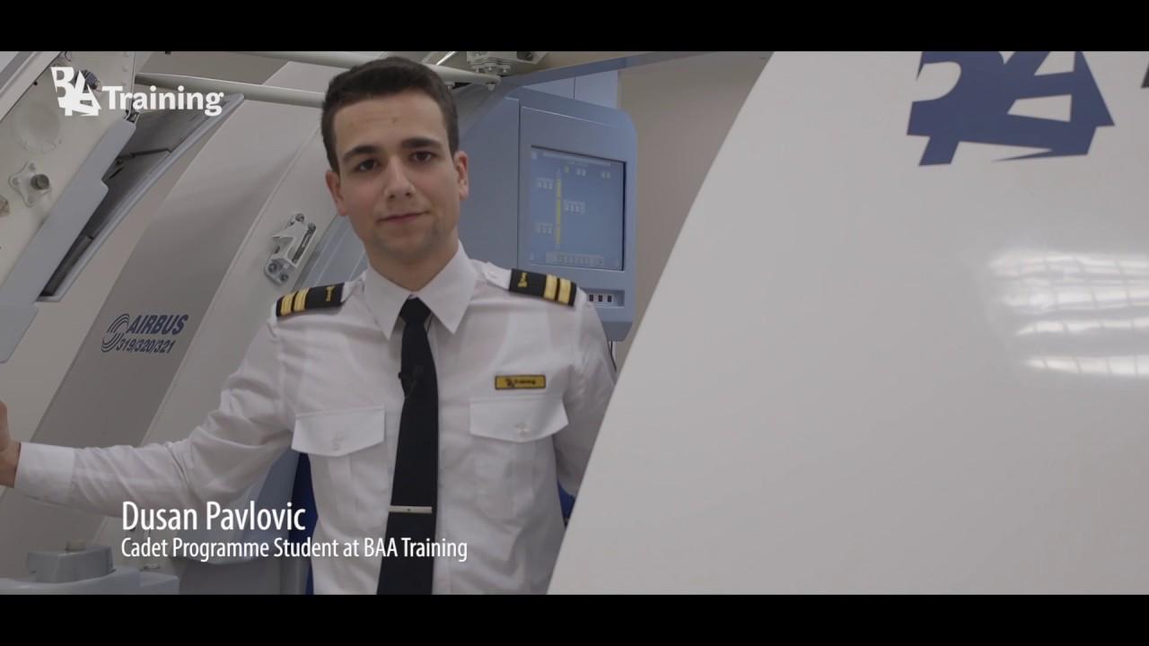 WIZZ AIR Pilot Cadet Programme - BAA Flight School