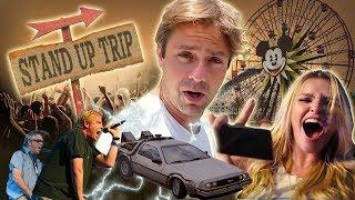 Fábio Rabin - Stand Up Trip -  Disney da Califórnia / The Offspring / De Volta Para o Futuro