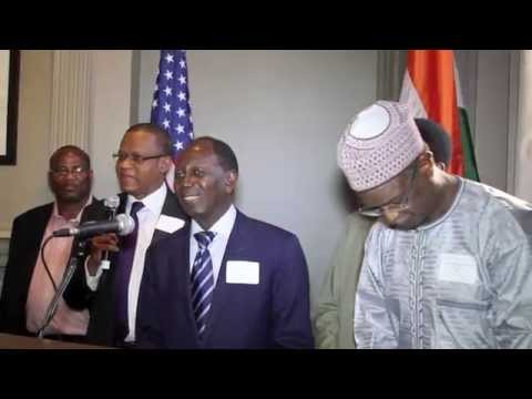Republic of Niger Energy Delegation Takes Kind To Houston During Visit