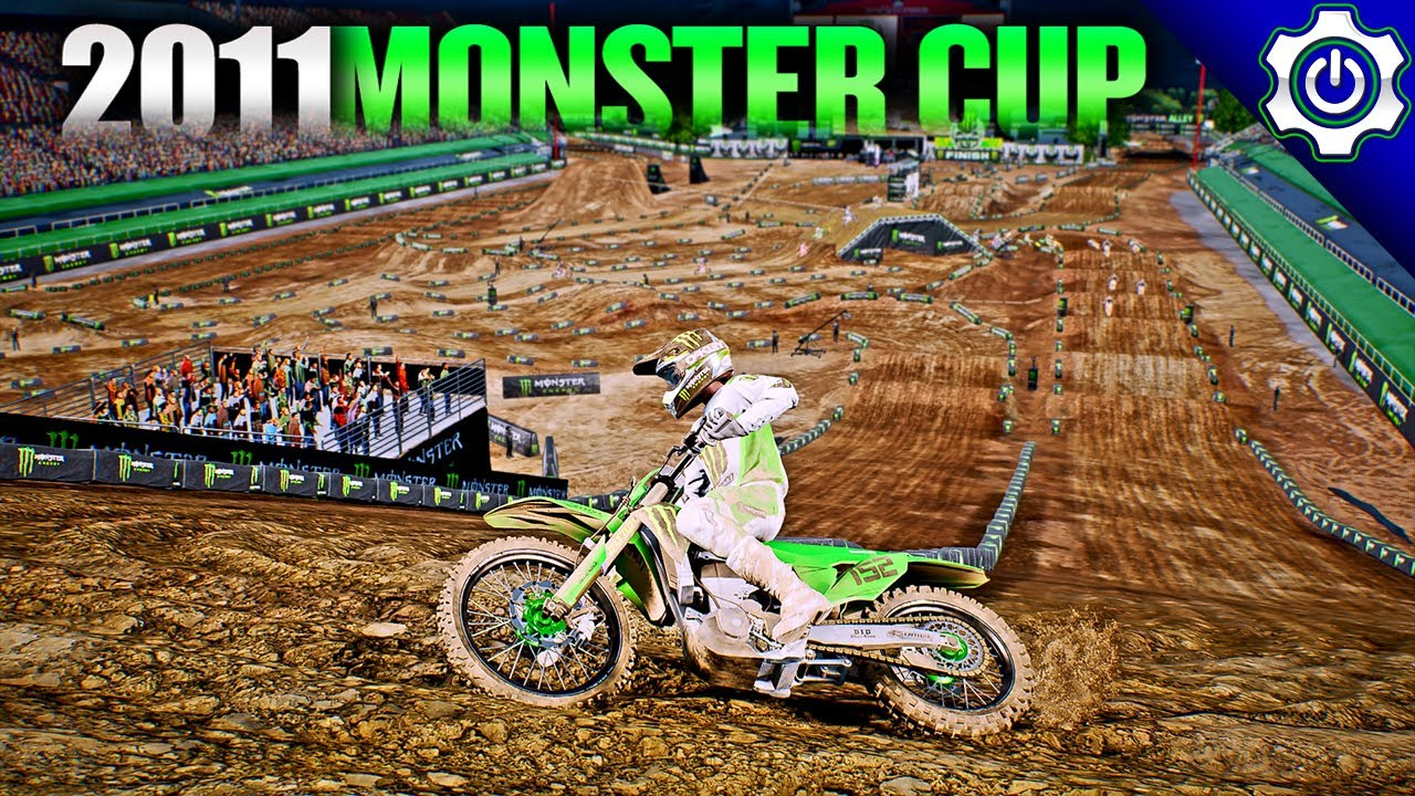 2011 Monster Energy Cup DLC - Supercross 4