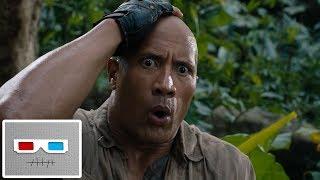 Начало игры. Джуманджи 2: Зов джунглей. (1/5) 2017 HD