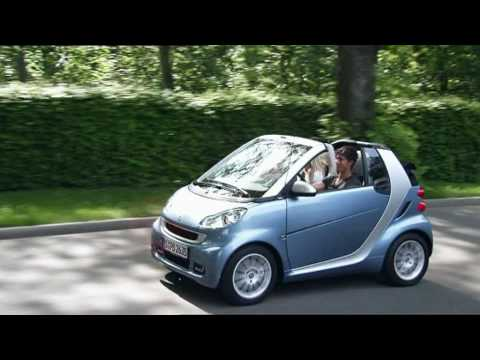 smart fortwo cabrio 2010 youtube. Black Bedroom Furniture Sets. Home Design Ideas