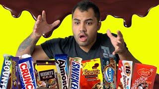 COMPRAMOS TODOS OS CHOCOLATES DO MERCADO AMERICANO
