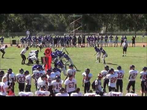 RCHS Cougars Freshman Football Highlight Reel - 2013