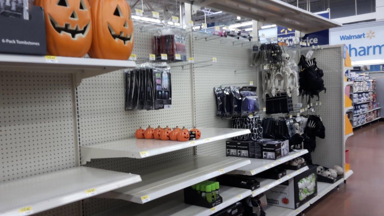 walmart halloween 2016 part 1 - Halloween Walmart
