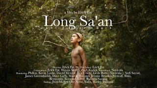 Long Sa'an version 25 minutes ( Suku Dayak Kenyah )