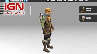 Vorschau Fortnite Skins mit diesem Tool vor dem Kauf - IGN News