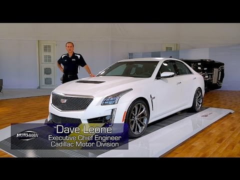 Old Friend Of The Show Chief Engineer Cadillac Dave Leone Takes You On A Very Deep Technical Dive 2016 Cts V He Starts With 640