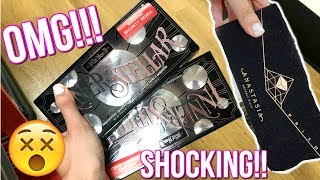 WHAT HAPPENED at MARSHALLS?? BUDGET BEAUTY BUYS | HIGH END MAKEUP FOR CHEAP!!