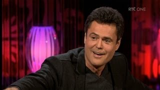 Donny Osmond chats about Crazy Horses