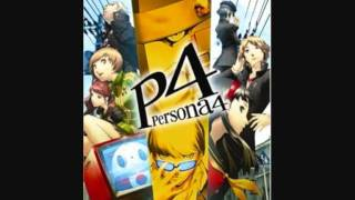 Persona 4 - Reach Out To The Truth -First Battle-
