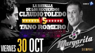 Claudio Toledo vs Tano Romero - Batalla de los Recuerdos | Enganchado