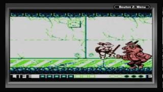Test Rétro - Teenage Mutant Ninja Turtles : Fall of the Foot Clan (Game Boy)