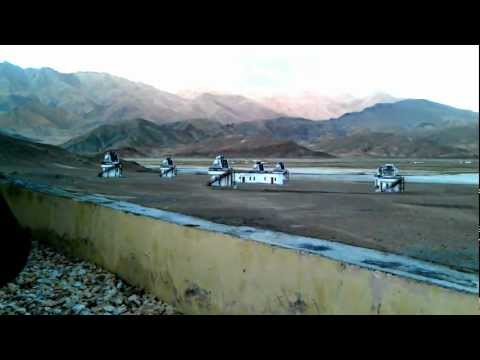 Array of Gamma Ray Telescopes at Hanle, ladakh (INDIA)