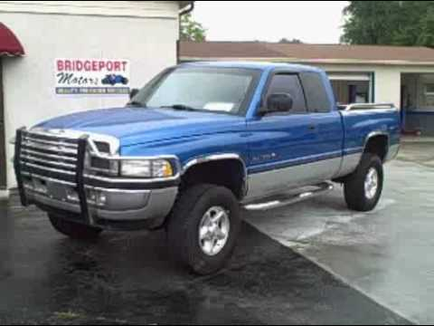 1999 dodge ram 1500 ext cab slt laramie youtube. Black Bedroom Furniture Sets. Home Design Ideas