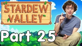 Stardew Valley - Machine Area - Part 25