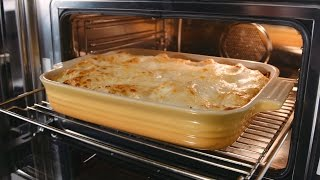 Lobster Lasagne - Featuring Bertazzoni Steam Oven & Segmented Gas/Induction Cooktop
