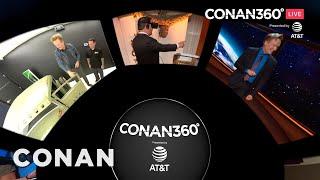 CONAN360° Screening Room: Conan's Superhero Vehicle & More