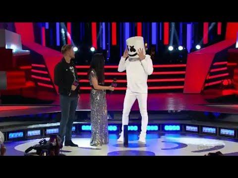 Marshmello Show His Face (Shawn Mendes)