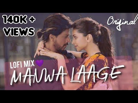 Download Manwa Laage - Arijit Singh | Bollywood Remix | Lofi | Rik Beatz