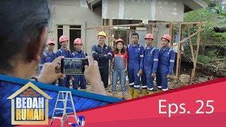 Walau Hujan Tim Bedah Rumah Bertekad Sulap Rumah Pak Kasman | BEDAH RUMAH EPS.25 (3/4)
