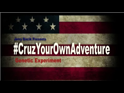 #CruzYourOwnAdventure - Genetic Experiment
