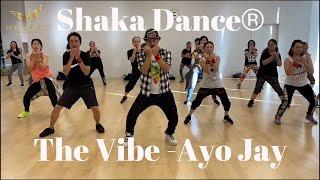 Shaka Dance®︎ -The Vibe - Ayo Jay - ShaKari Pro Mario
