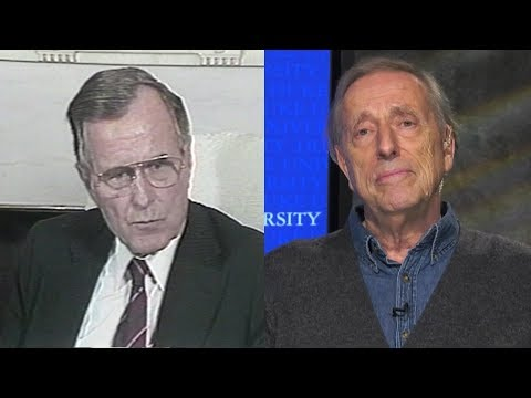 Ariel Dorfman: George H.W. Bush Is Alive in His Many Victims Across the Globe, Including Me