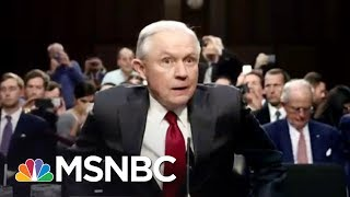 Jeff Sessions' Act Of Character Seen As Disqualification | Morning Joe | MSNBC