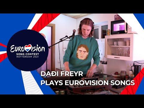 JúróDaði 2 - Iceland?s Daði Freyr plays Eurovision songs ??