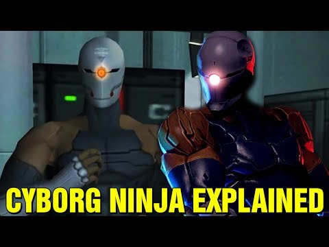 WHO IS GRAY FOX - THE CYBORG NINJA IN METAL GEAR SOLID? EXPLAINED