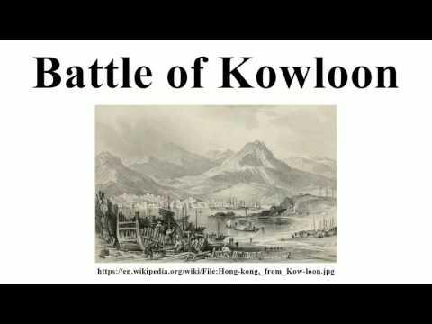 Battle of Kowloon