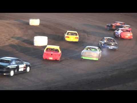 Sport Compact feature Benton County Speedway 8/20/17