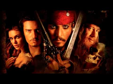 Sound track Pirates of the Caribbean Compilation Mix