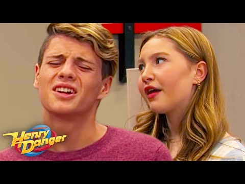 Henry Hart's Family Learns His Secret?! + BONUS Scenes 😲 Henry Danger | #FunniestFridayEver