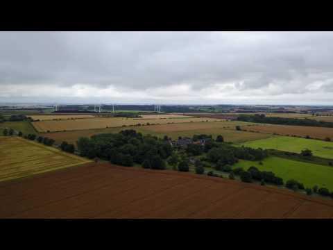 Appleby North Lincolnshire Mavic Pro Footage 4K